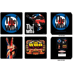 Posavasos The Who