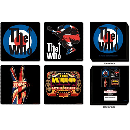Posavasos The Who