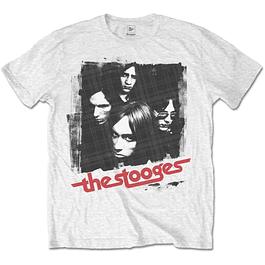Polera Oficial Unisex Iggy & The Stooges