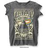Polera Oficial Mujer Pink Floyd Carnegie Hall
