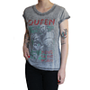 Polera Oficial Mujer Queen News Of The World