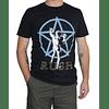 Polera Oficial Unisex Rush Starman