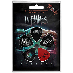 Uñetas In Flames Battles