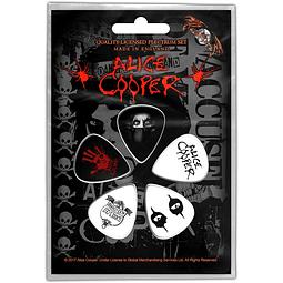 Uñetas Alice Cooper Eyes