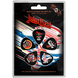 Uñetas Judas Priest Turbo