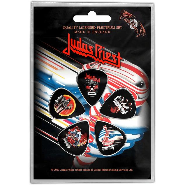 Uñetas Judas Priest Turbo