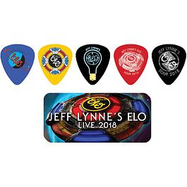 Uñetas Jeff Lynne ELO Tour 2018