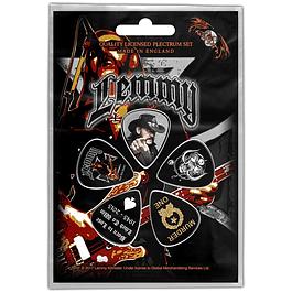 Uñetas Lemmy: Stone Death Forever