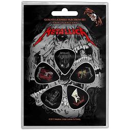Uñetas Metallica Guitars