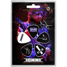 Uñetas Tony Iommi