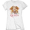 Polera Oficial Mujer Queen logo