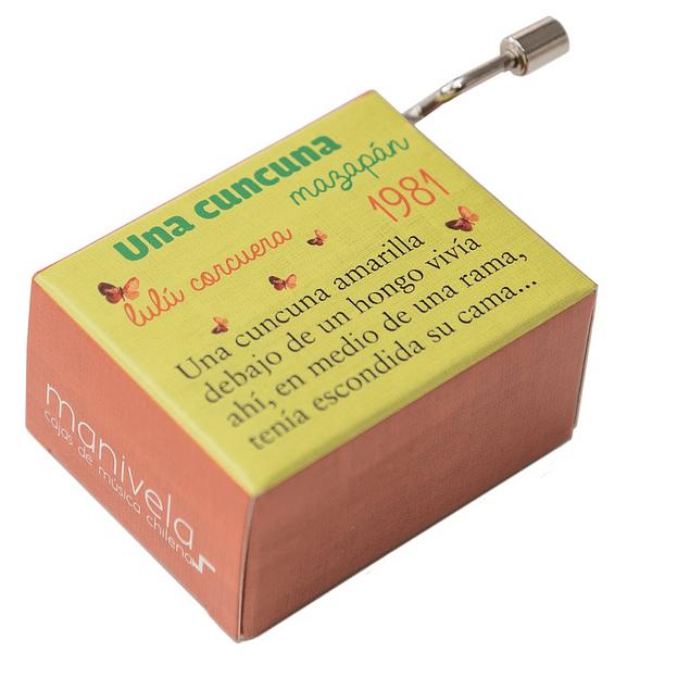 Caja Musical Una Cuncuna
