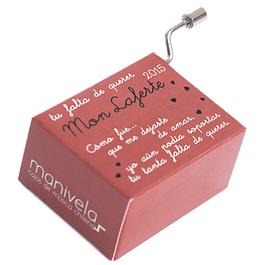 Caja Musical Tu Falta de Querer