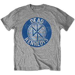 Polera Oficial Unisex Dead Kennedys Circle