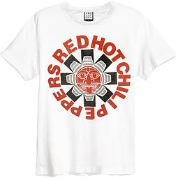 Polera Unisex Red Hot Chili Peppers Azteca