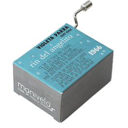 Caja Musical Rin del Angelito