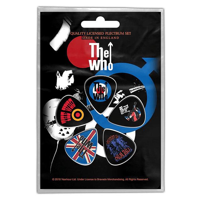 Uñetas The Who Pete Townshend