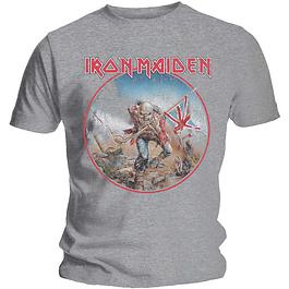 Polera Unisex Iron Maiden Trooper