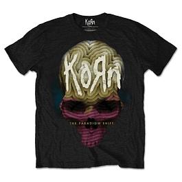 Polera Oficial Unisex Korn Death Dream