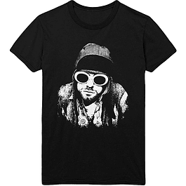 Polera Unisex Kurt Cobain Style