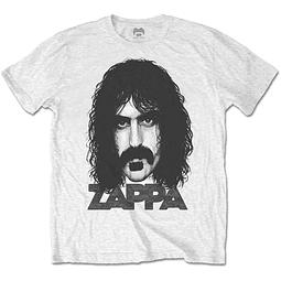 Polera Oficial Unisex Frank Zappa Big Face