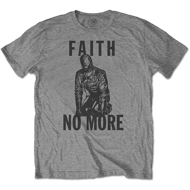 Polera Oficial Unisex Faith No More Gimp