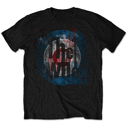 Polera Oficial Unisex The Who logo