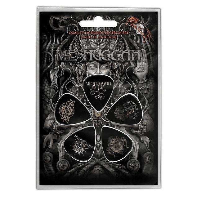 Uñetas Meshuggah Musical Deviance