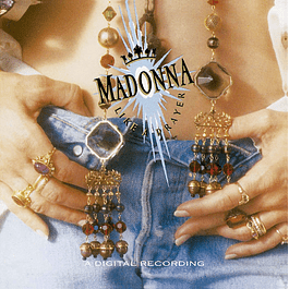CD Madonna - Like a Prayer