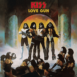 CD Kiss - Love Gun