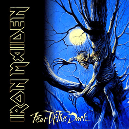 CD Iron Maiden - Fear of the Dark