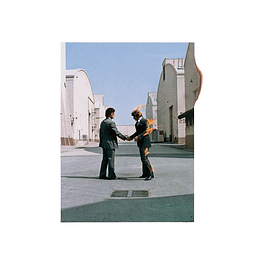 CD Pink Floyd - Wish You Were Here