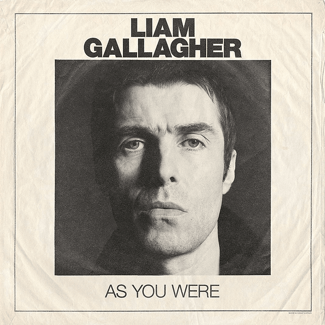 CD Liam Gallagher - As You Were