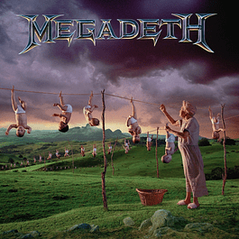 CD Megadeth - Youthanasia