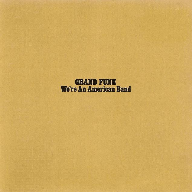 CD Grand Funk Railroad - We´re An american Band