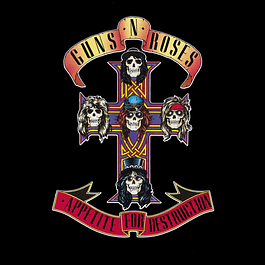 CD Guns´n Roses - Appetite For Destruction