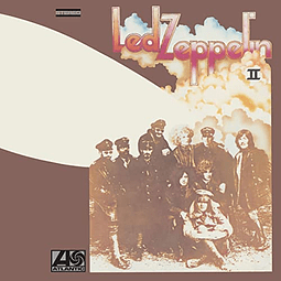 "CD Led Zeppelin - II ""Doble Deluxe Edition"""