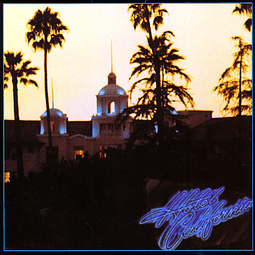 Vinilo Eagles - Hotel California