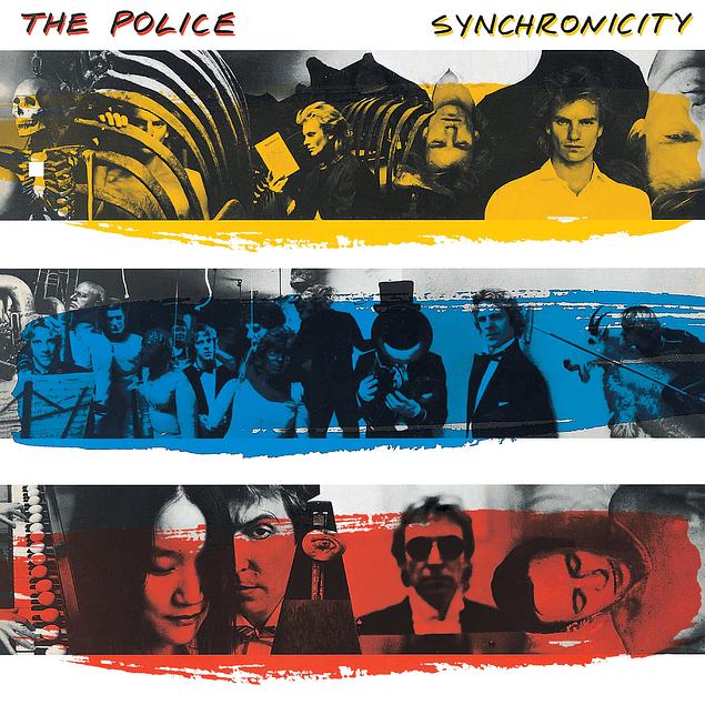 Vinilo The Police - Synchronicity