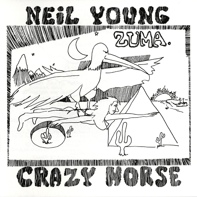 Vinilo Neil Young & Crazy Horse - Zuma