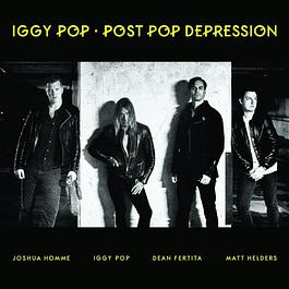 Vinilo Iggy Pop - Post Pop Depression