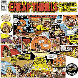 Vinilo Big Brother & The Holding Company - Cheap Thrills
