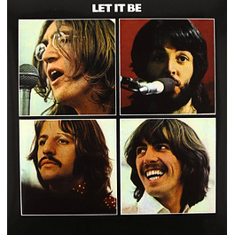 Vinilo The Beatles - Let It Be