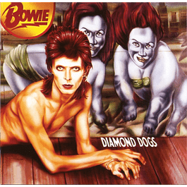 Vinilo David Bowie - Diamond Dogs