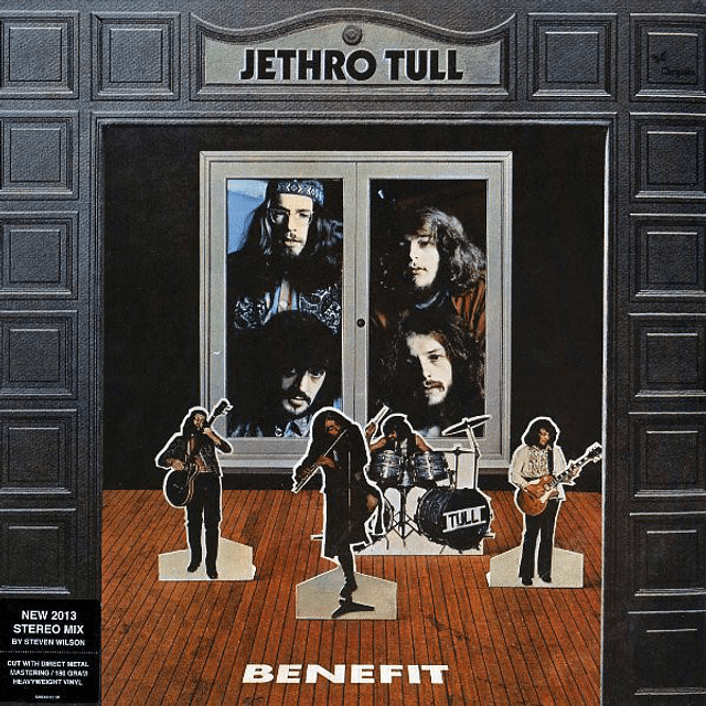 Vinilo Jethro Tull - Benefit