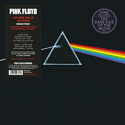 Vinilo Pink Floyd - The Darkside Of The Moon