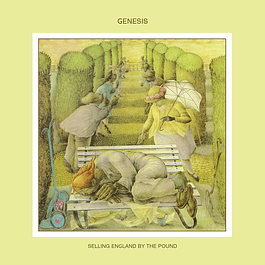 Vinilo Genesis - Selling England By The Pound