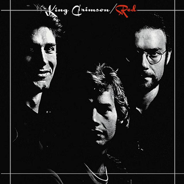 Vinilo King Crimson - Red