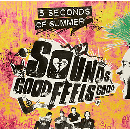 Vinilo 5 Seconds Of Summer - Sounds Good Feels Good