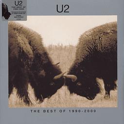 "Vinilo ""2LP"" U2 - The Best Of 1990 - 2000"